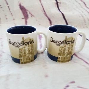Starbucks Coffee Barcelona Mini Espresso Mug